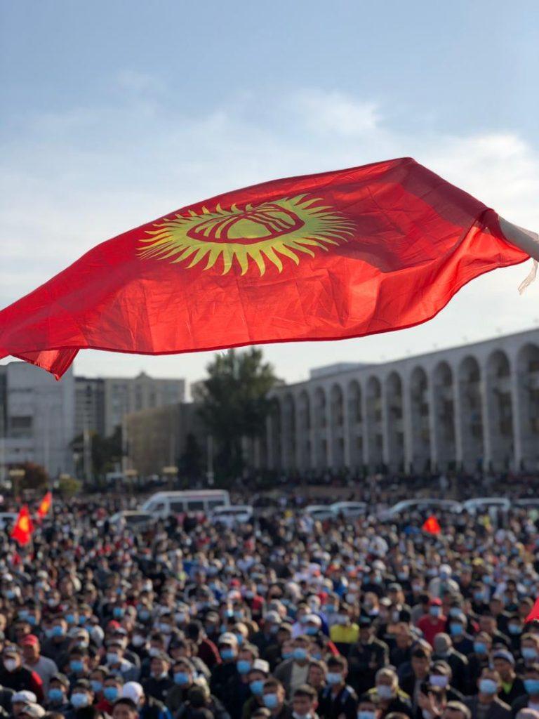 Kırgızistan'daki olaylar hakkında komşu ülkelerden ortak açıklama