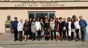 Ankara Devlet Konservatuvarı'nın hikâyesi