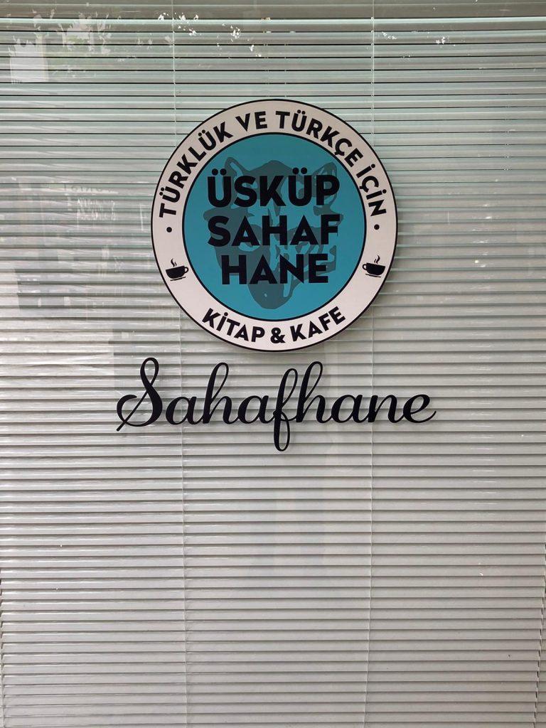 Üsküp'ün ilk Türk kitapçısı