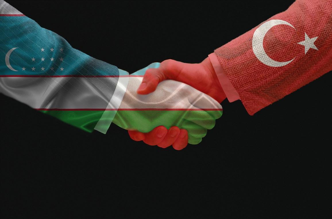 Özbekistan, Türkiye