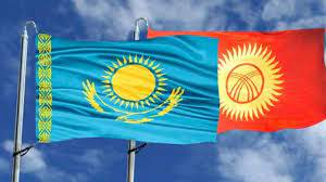 Kazakistan Cumhuriyet'i Kırgızistan'a yardım gönderiyor