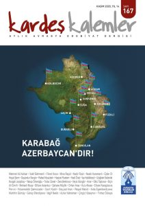 Kardeş Kalemler dergisi, Kasım sayısını Karabağ'a ayırdı