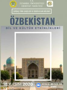 Özbekistan dil ve kültür etkinlikleri