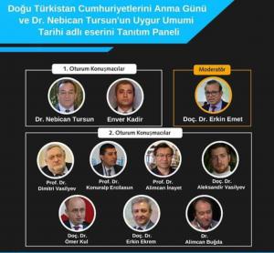 Doğu Türkistan Cumhuriyetleri ve Uygur Umumi Tarihi