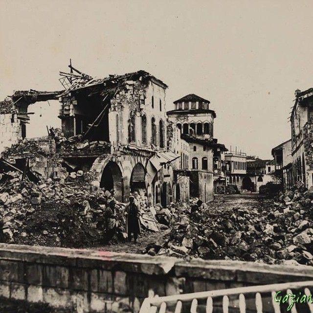 25 Aralık Antep'in kurtuluşu ve Atatürk