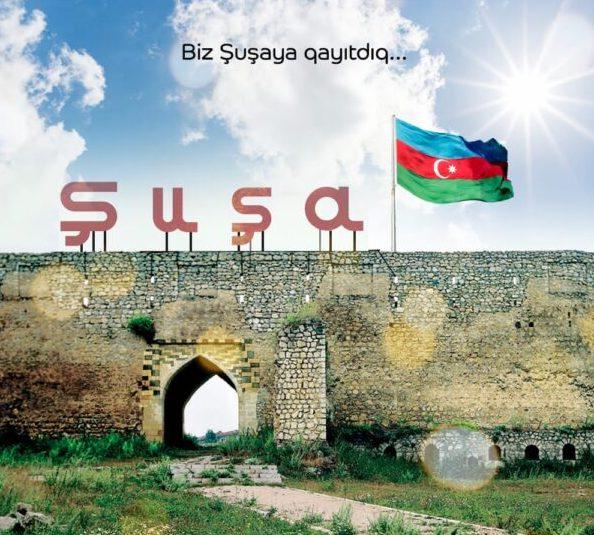 Şuşa, Azerbaycan'ın 'kültür başkenti' oldu