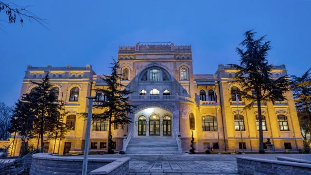 Restorasyondan sonra Ergenekon tabloları kaldırıldı