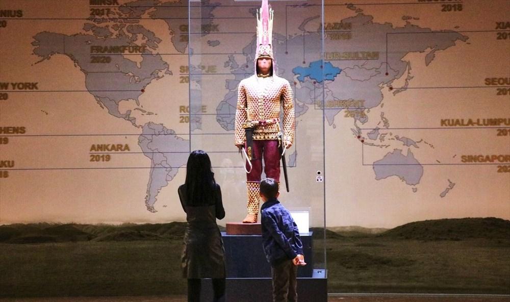Kazakistan Milli Müzesi sanal ortamda ziyaretçilerini bekliyor