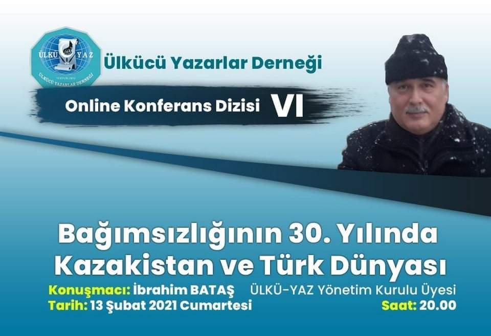 Bağımsızlığının 30. yılında Kazakistan ve Türk Dünyası