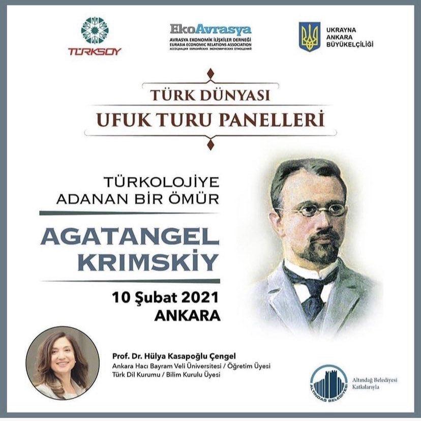 Türk Dünyası Ufuk Turu Panelleri