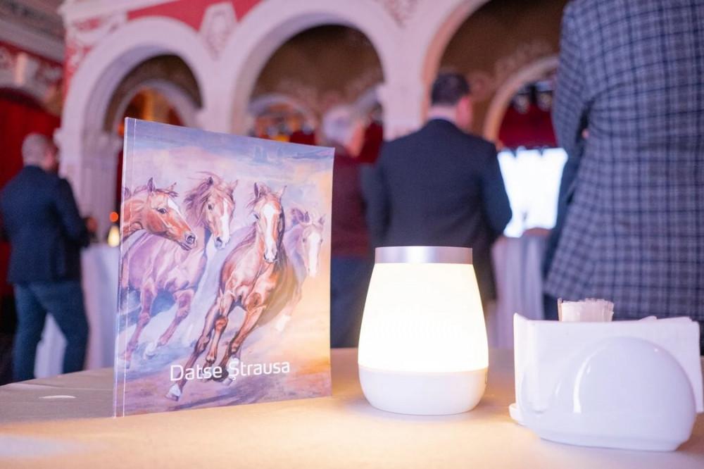 Moskova'da Karabağ atlarını konu alan filmin tanıtımı yapıldı