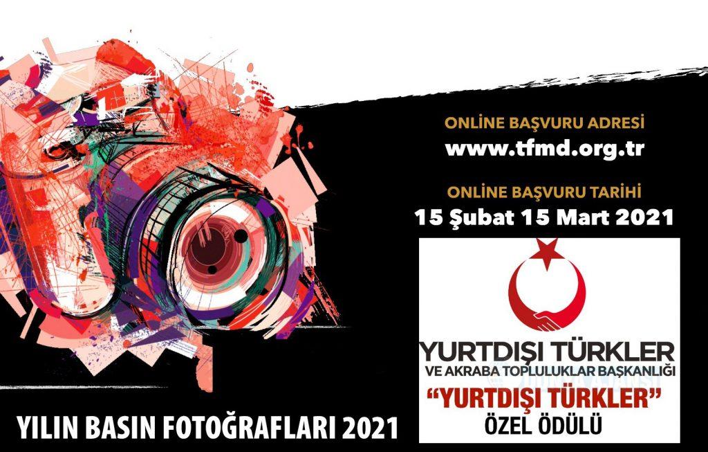 Basın Fotoğrafları Yarışması'nda Yurtdışı Türkler Ödülü