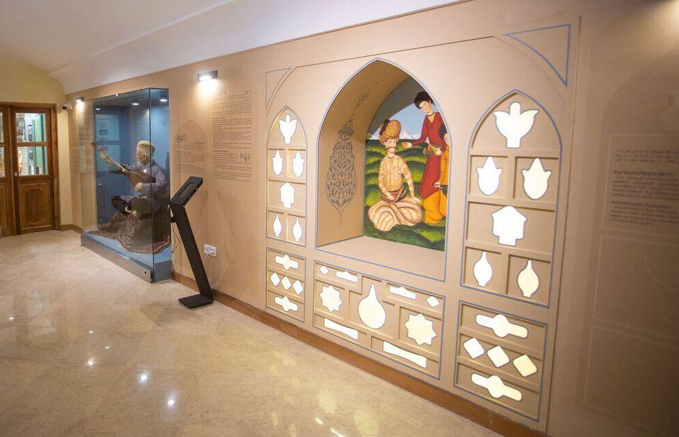 İran'da açılan müzede Türk aleyhtarlığı