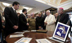 Barzani'den Türkiye'nin toprak bütünlüğüne saldırganlık