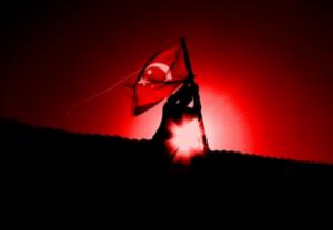 Türk Giderse!