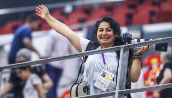 Azerbaycanlı fotoğrafçı uluslararası yarışmada ödül kazandı