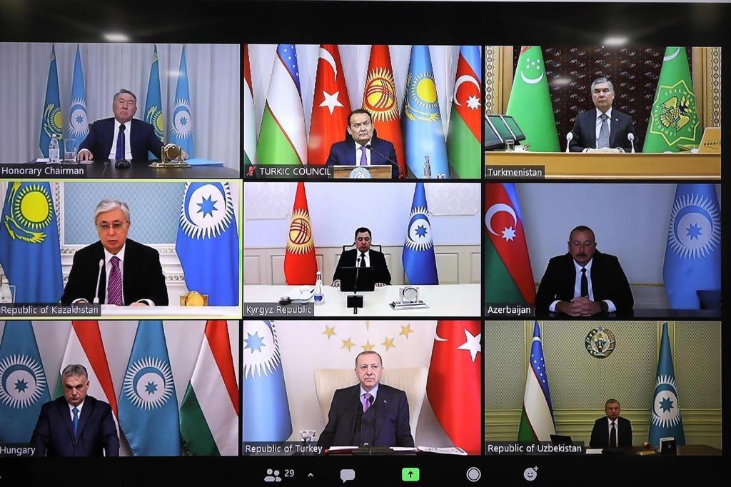 Türk Konseyi Gayriresmî Zirvesi Sonuç Bildirisi yayımlandı