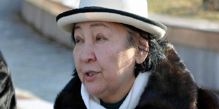 Cengiz Aytmatov'un eşi Mariya Aytmatova hayatını kaybetti