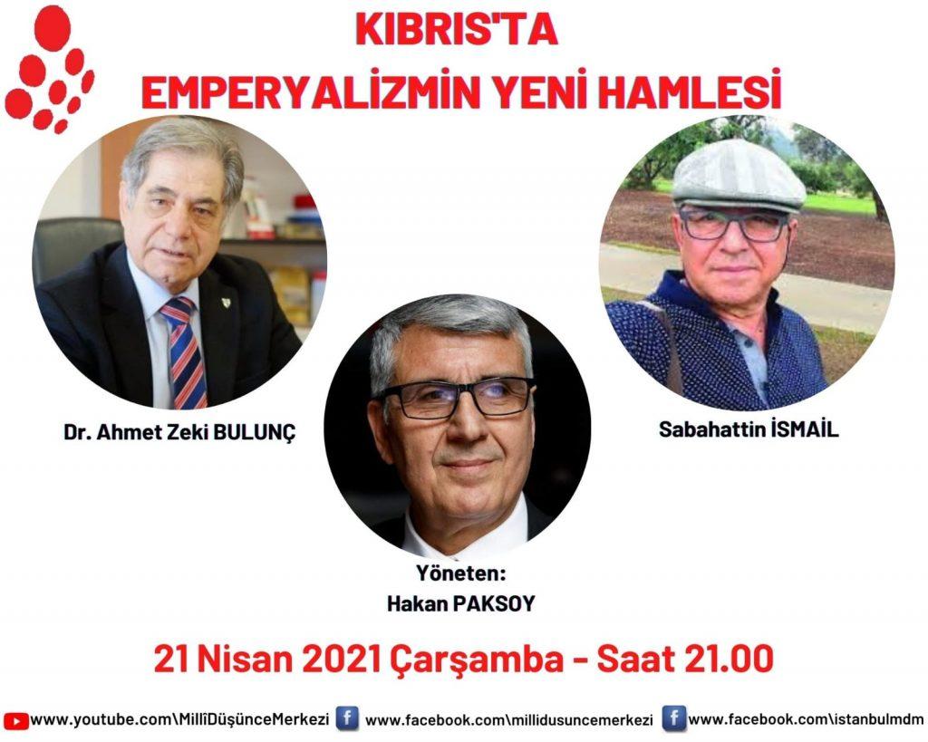 Kıbrıs'ta Emperyalizmin Yeni Hamlesi