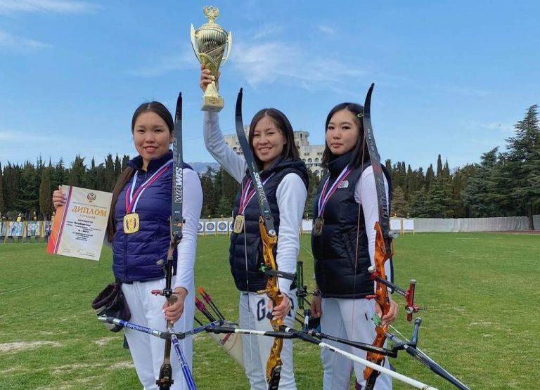 Rusya'da altın madalya kazandılar.