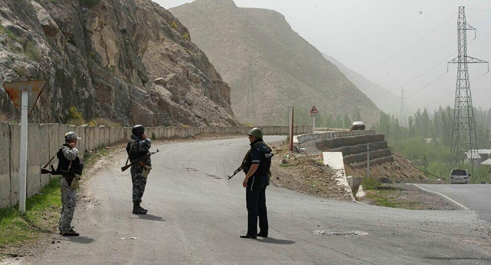 Kırgızistan Tacikistan arasında çatışma devam ediyor
