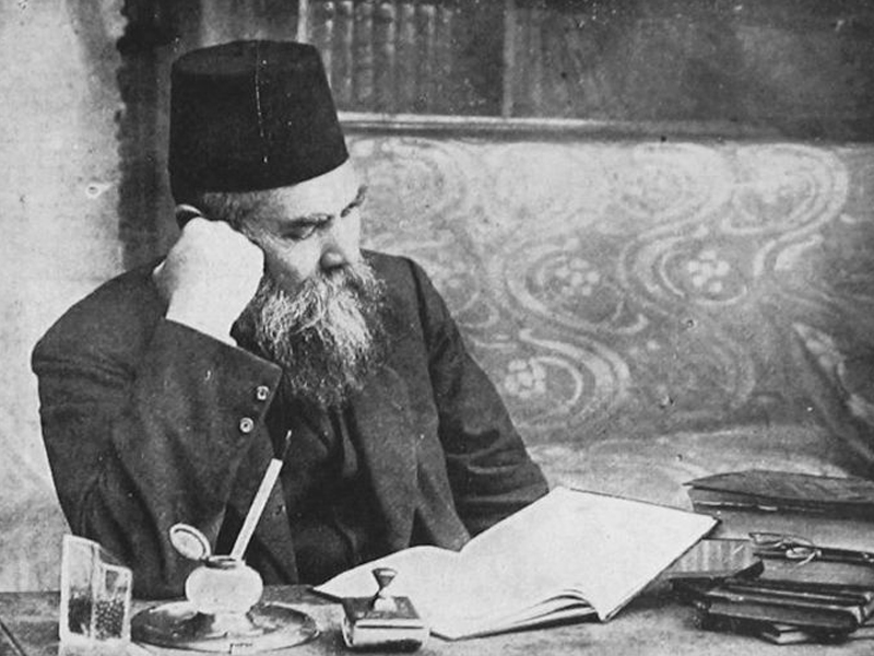 Yeniliğin yenileyicisi: Ahmet Mithat Efendi