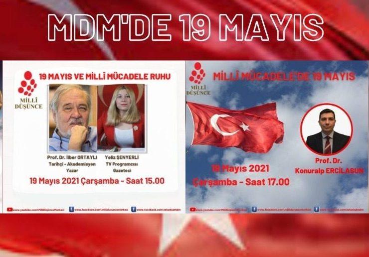 MDM'de 19 Mayıs