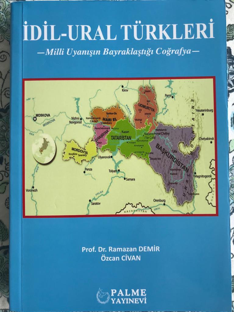 Kitap incelemesi:Bir Yabancının Gözünde İdil-Ural Türkleri