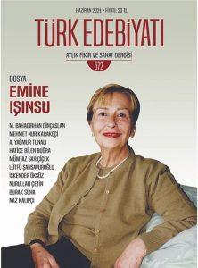Türk Edebiyatı Dergisi 572. Sayı – Emine IŞINSU