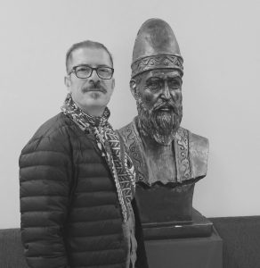 Heykeltıraş- ressam Ruhi Tuna'ya pankreas kanseri teşhisi kondu