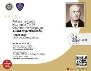 Ankara İlahiyatta Mezhepler Tarihi Geleneğinin Kurucusu: Yusuf Ziya YÖRÜKÂN