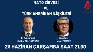 NATO Zirvesi ve Türk-Amerikan İlişkileri