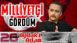 Aydaki Adam-Ben Milliyetçi Gördüm bölümünün konuğu: Bahadırhan Dinçaslan