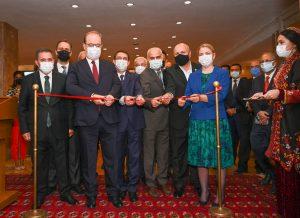 Ankara'da Türkmenistan Fotoğraf Sergisi açıldı