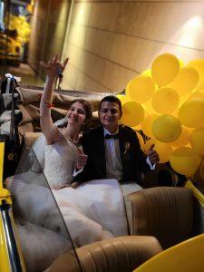 MDM-MİSAK yazarımız, Mahmut Esad Kıraç evlendi.