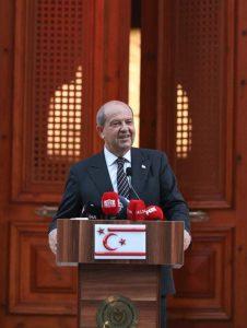 KKTC Cumhurbaşkanı Ersin Tatar, 20 Temmuz'un 47'nci yılında İstanbul'da