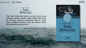 Yeni kitap: Mahir Şanlı- Sorularla Nors Mitolojisi