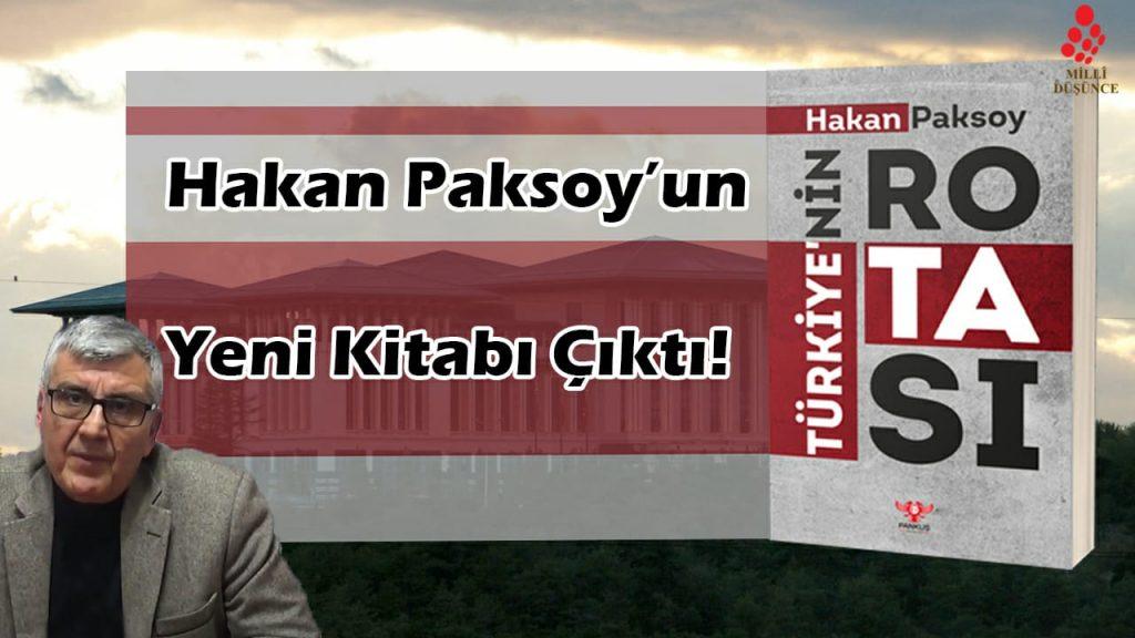 Yeni kitap: Türkiye'nin Rotası