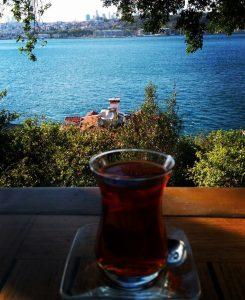 Çay güzellemesi