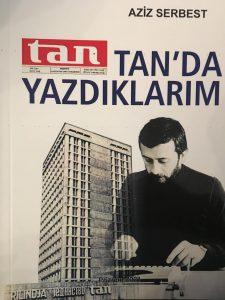 Kosovalı yazar Aziz Serbest'in yeni kitabı yayımlandı
