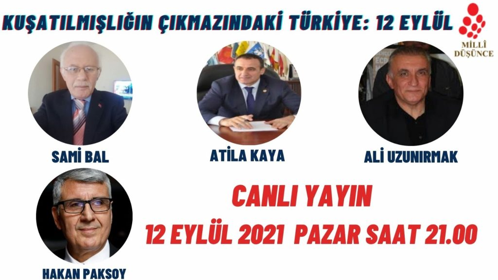 Kuşatılmışlığın Çıkmazındaki Türkiye: 12 Eylül