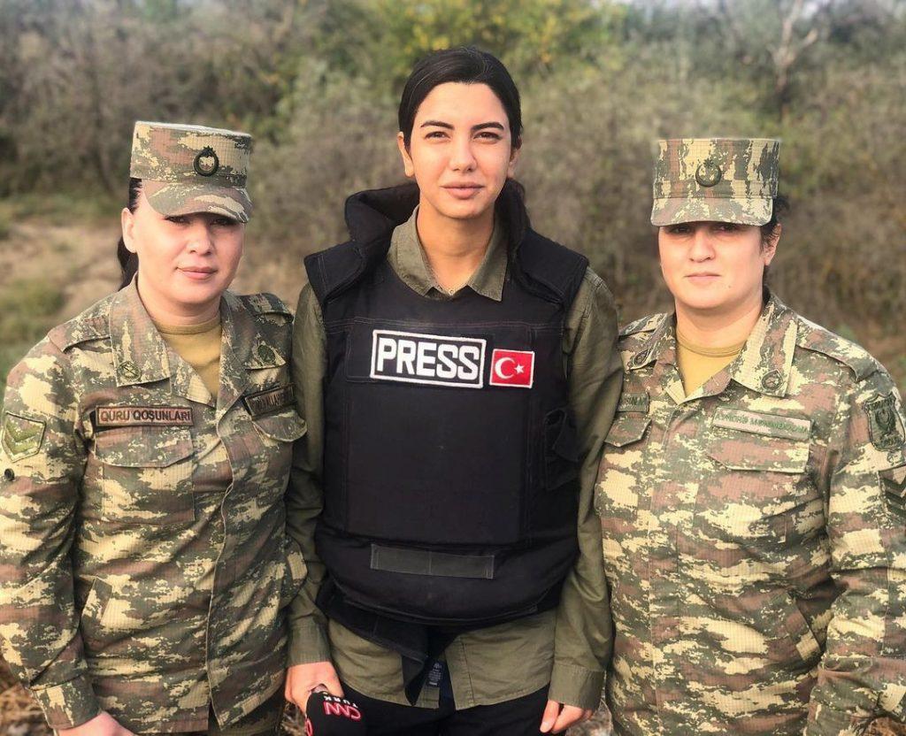 """İkinci Karabağ Savaşı'nı konu alan """"Fulya"""" belgesel filmi gösterime girdi"""